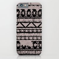 Aztec 4# iPhone 6 Slim Case