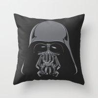 Darth Bane Throw Pillow