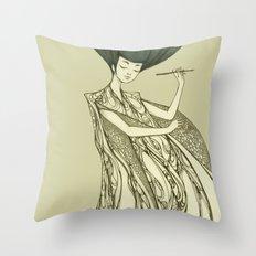 Create Yourself Throw Pillow