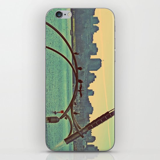spread your wings iPhone & iPod Skin