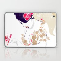 Madame Butterfly Laptop & iPad Skin