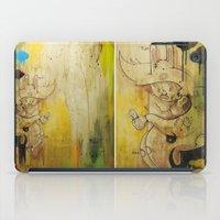 Hasenfusz / Rabbitfoot iPad Case