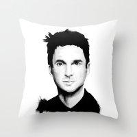 DAVE Throw Pillow