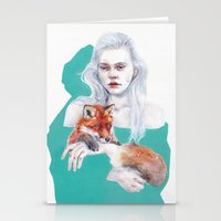 Gently Together Stationery Cards