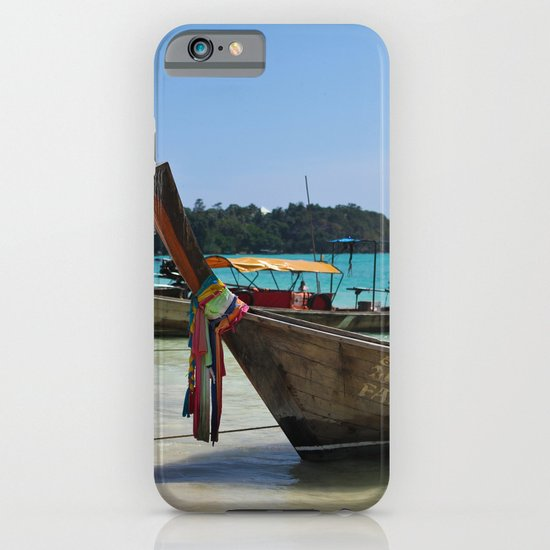 Thailand Boat iPhone & iPod Case