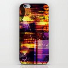 001-5 iPhone & iPod Skin