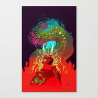 Anung Un Rama Canvas Print