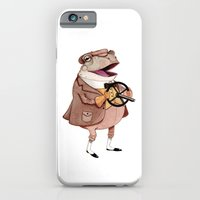 iPhone & iPod Case featuring Mr. Toad by Erik Krenz