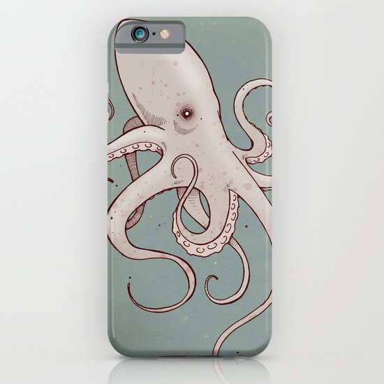 Shipwreck waiting to happen iPhone & iPod Case