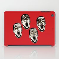 Kiss Cage iPad Case