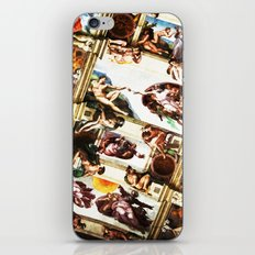 the creation. of a master piece. iPhone & iPod Skin