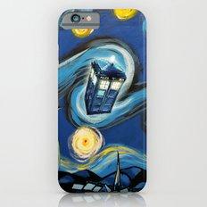 Tardis Starry Night Slim Case iPhone 6s