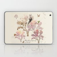 Prayer Woods Laptop & iPad Skin