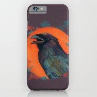 Raven Sun iPhone 6 Slim Case