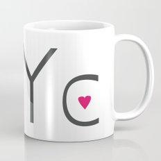 Heart NYC Mug