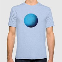 Element: Water Mens Fitted Tee Athletic Blue SMALL