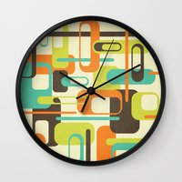 Old Skool Wall Clock