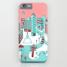 Winter City iPhone 6s Slim Case