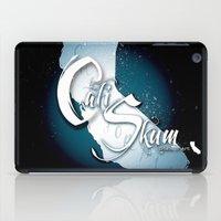 Cali Skum logo iPad Case