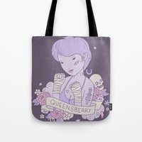 Queensberry Tote Bag