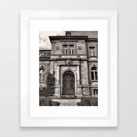 Amtsgericht Framed Art Print