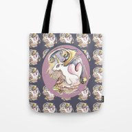 Touched By Love Tote Bag