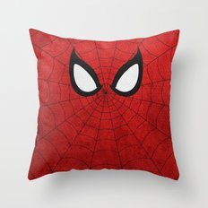 Spider-Man Throw Pillow