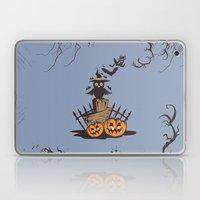 Halloween Owl Laptop & iPad Skin