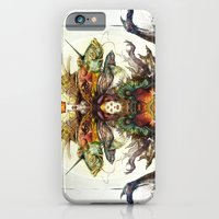 iPhone & iPod Case featuring Deity by Bendragon