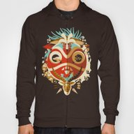 The Days Of Gods And Dem… Hoody