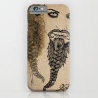 The Bearded Lady Olga  iPhone 6 Slim Case