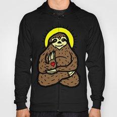 Buddha Sloth Hoody