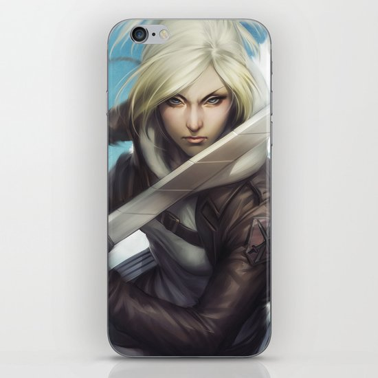 Annie iPhone & iPod Skin