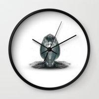 Baby Hair Wall Clock
