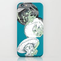 iPhone & iPod Case featuring Jelly Fish by Eleanor V R Smith