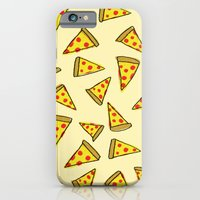 Pizza Party iPhone 6 Slim Case
