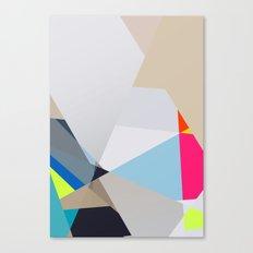 Neon sign 3/3 Canvas Print