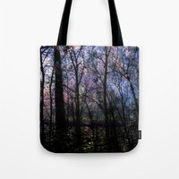 Through (variation) Tote Bag