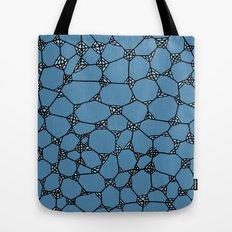 Yzor pattern 006 kitai blue Tote Bag