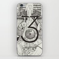 N0.3 iPhone & iPod Skin