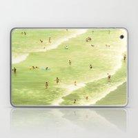 Let's Go Swimming Laptop & iPad Skin