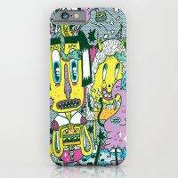 Catching Ideas. iPhone 6 Slim Case