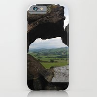 Rock Wall Window iPhone 6 Slim Case