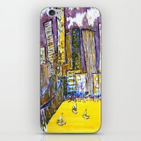 b i g y e l l o w iPhone & iPod Skin