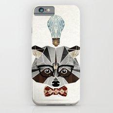 raccoon nerd iPhone 6s Slim Case