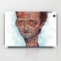 Christopher Walken iPad Case