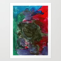 1110  Art Print
