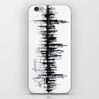 Chicago Skyline iPhone & iPod Skin