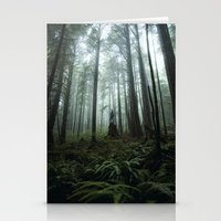 Olympic Forest Stationery Cards
