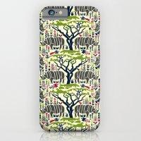 Rhino Jungle iPhone 6 Slim Case